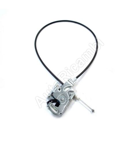 Rear door lock Iveco Daily 2006 - wire strand of left wing