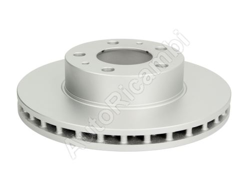 Brake disc Fiat Ducato from 2006 front Q17L, 280mm