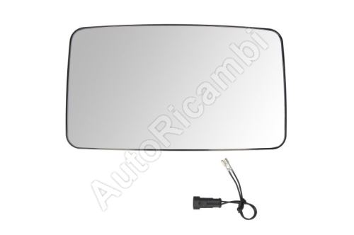 Rear View Mirror Glass Iveco EuroCargo up to 2006 - 340x200 mm