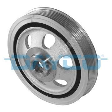 Crankshaft Pulley Iveco Daily 2,8 without A/C
