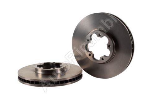 Brake Disc Ford Transit from 2019 2.0 EcoBlue/mHEV front, 308mm