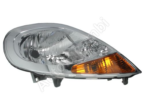 Headlight Renault Trafic 2006-2014 right, H4 without motor
