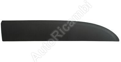 Protective trim Renault Trafic from 2014 right, front door, black