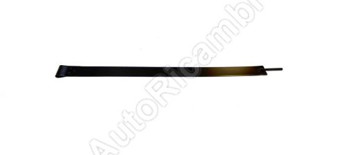 Fuel tank holder Iveco Daily 2000 - upper metal strip