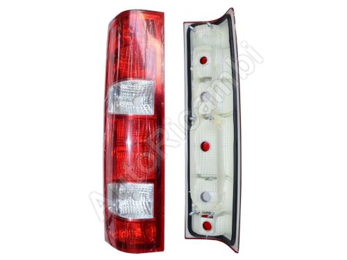 Tail light Iveco Daily 2006-2014 left without bulb holder