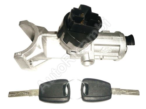 Ignition switch Fiat Ducato 2002-2006 without immo., with ignition barrel and keys