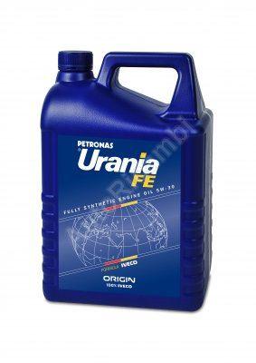 Engine oil Urania FE 5W30 5L