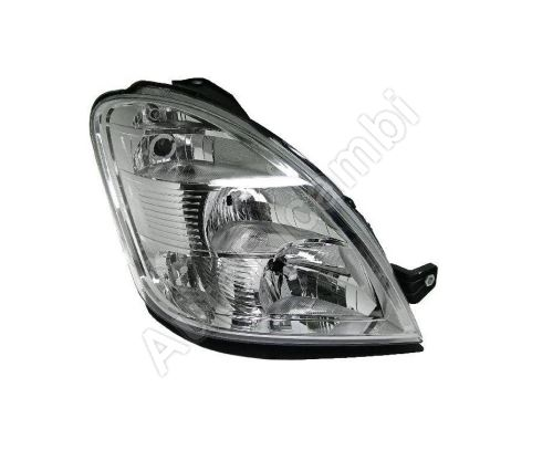 Headlight Iveco Daily 2006-2011 right, H7+H1+H1