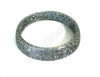 Exhaust sealing ring Iveco Daily 2000, Fiat Ducato D1 = 66 D2 = 79 H = 14 mm