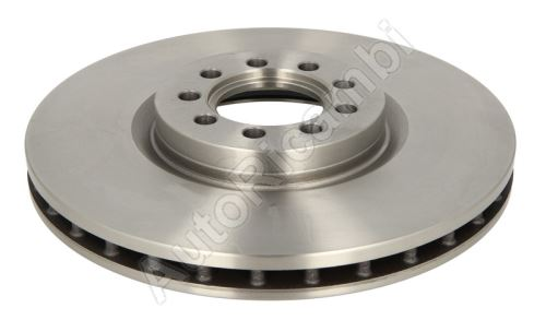 Brake disc Iveco Daily from 2006 35/50C front, 290mm
