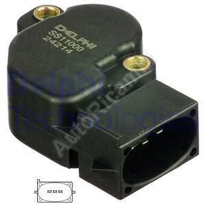 Throttle position sensor Ford Transit 2000-2006 2,3 16V 107KW