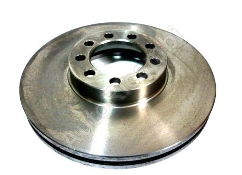 Brake disc Iveco Daily from 2006 65/70C front, 301mm