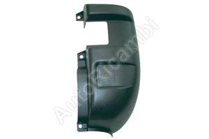 Rear bumper Iveco Daily 2000-2006 right corner black