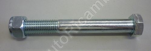 Leaf spring screw Fiat Ducato 1994-2006 with nut, M16x120mm