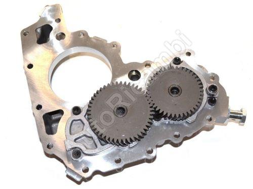 Vacuum pump Iveco Daily, Fiat Ducato 2,3 + oil pump