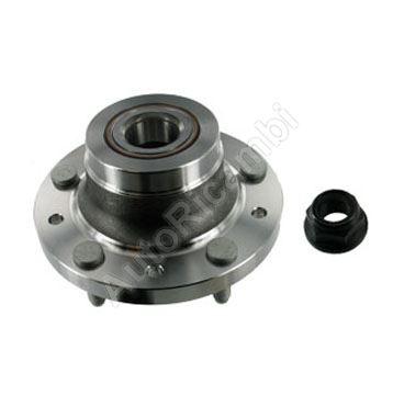 Rear wheel hub Ford Transit 2006-2014 with bearing, ABS, FWD