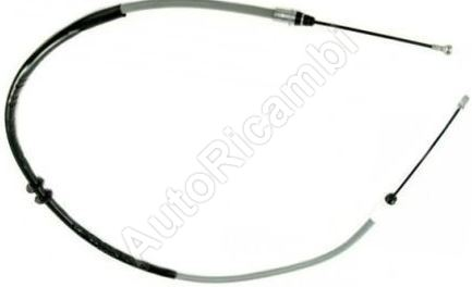 Hand brake cable Renault Master 2010– RWD L=R