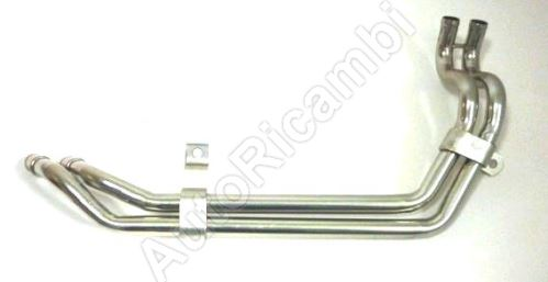 Water pipe Iveco EuroCargo dual for heating