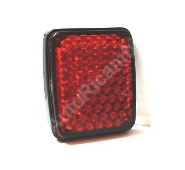 Rear corner reflector Iveco Daily Van - van
