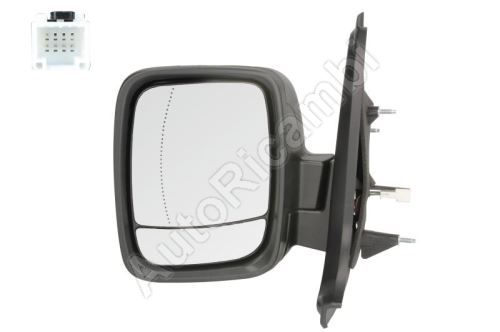 Rear View mirror Renault Trafic from 2014 left electric, heated, 5-PIN