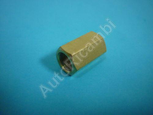 Brake pipe adaptor 10 mm Iveco Daily, Fiat Ducato