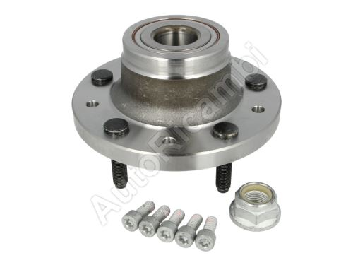 Rear wheel hub Ford Transit, Tourneo Custom from 2013 with bearing, FWD