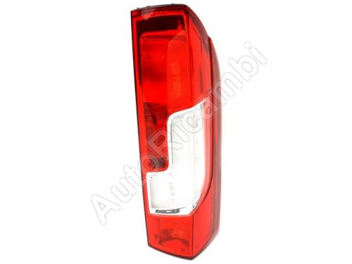 Tail light Fiat Ducato from 2014 right without bulb holder