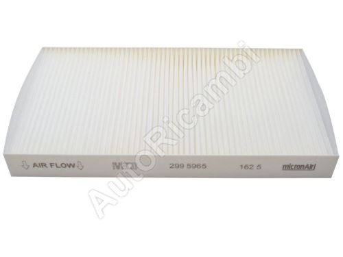 Pollen filter Iveco Daily 2000 - 2006