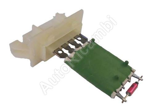 Fan resistor Iveco EuroCargo
