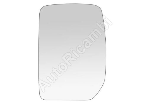 Rear View Mirror Glass Ford Transit 2000-2014 left upper, heated