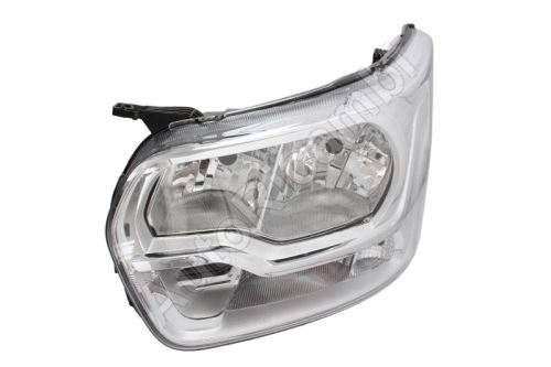 Headlight Ford Transit from 2013 left front H7+H15, with daylight