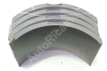 Brake lining material Iveco EuroCargo 120E 360mm