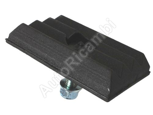 Leaf spring rubber pad Fiat Ducato 250, Iveco Daily 2006