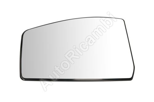 Rear View Mirror Glass Ford Transit from 2012 right upper, heated