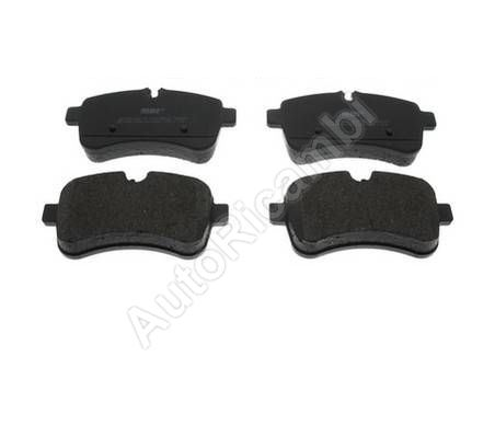 Brake pads Iveco Daily 2006> 35C rear