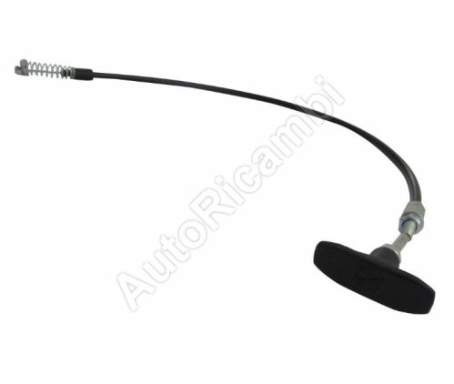 Box opening cable, Iveco EuroCargo