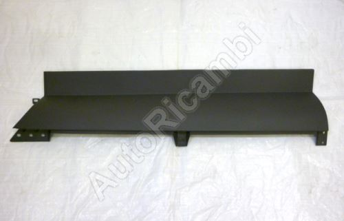 Plastic spoiler Iveco Stralis left middle