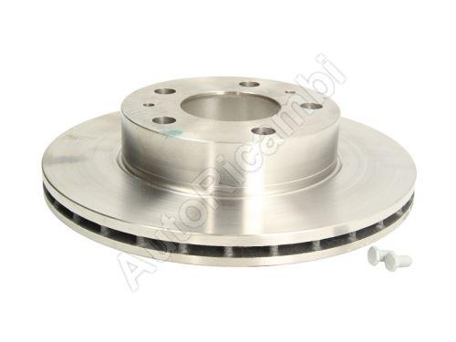 Brake disc Fiat Ducato 230/244/250/2014> front Q17H / 18