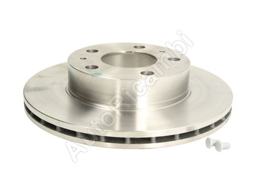 Brake disc Fiat Ducato from 1996 front Q17/18H, 300mm