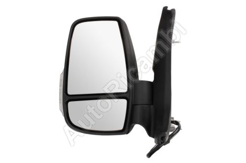 Rearview mirror Ford Transit from 2013 left short, electric, heated, 6-PIN, 5W
