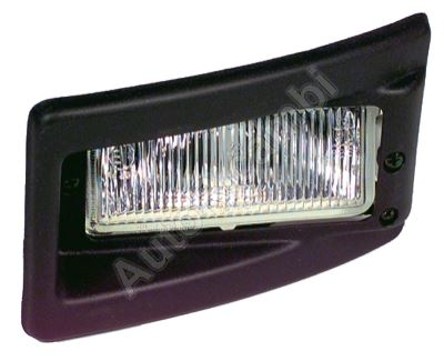 Svetlo hmlové Fiat Ducato 230 predné ľavé