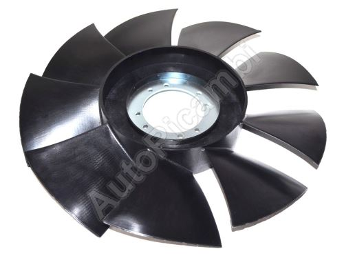 Radiator fan propeller Iveco Daily 2000-2011 3,0D, from 2011 2,3D 420mm