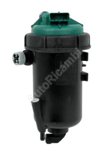 Fuel filter Fiat Ducato 2006-2011 2,2 74/88KW Euro4 complete with housing