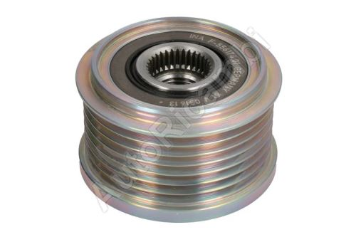 Alternator Pulley Ford Transit from 2006 2,2/2,4/3,2TDCi