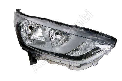 Headlight Ford Transit, Tourneo Connect 2018-2019 front, right H7/H15