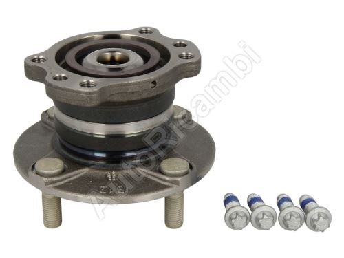 Rear wheel hub Ford Transit Courier from 2014 with bearing