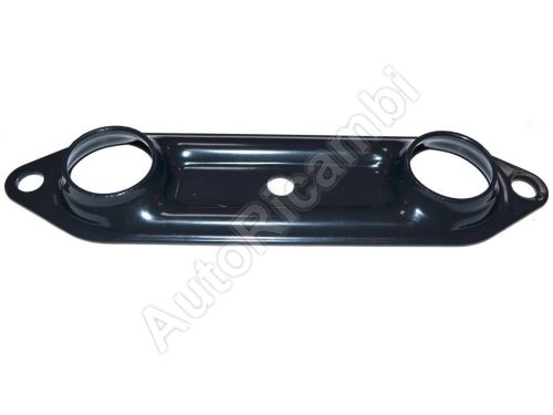 Stabilizer link holder Iveco Daily 35S, metal, folded
