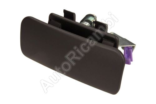 Outer sliding door handle Ford Transit 2000-2014 right, black
