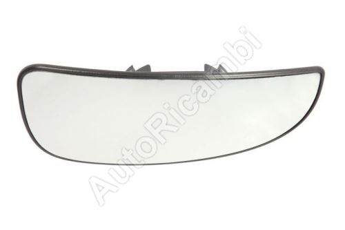 Rear View Mirror Glass Fiat Ducato from 2006 right, lower, heated