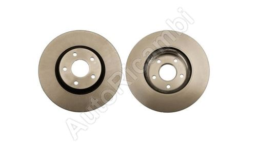 Brake disc Ford Transit, Tourneo Connect from 2013 front, 300mm